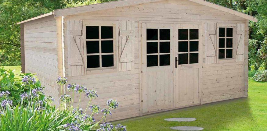 que faire avant de monter son abri de jardin. Black Bedroom Furniture Sets. Home Design Ideas