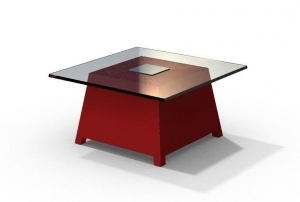 La Table Raffy, par Eric Raffy