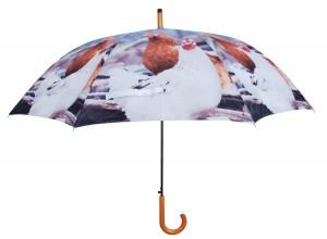 Parapluie tendance au motif Poule - 12 €
