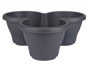 Jardin vertical (pots à empiler)