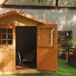 Abri de jardin en bois intro