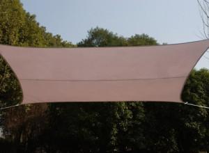 Voile rectangulaire 3 x 4 m - Hespéride - 34,99€