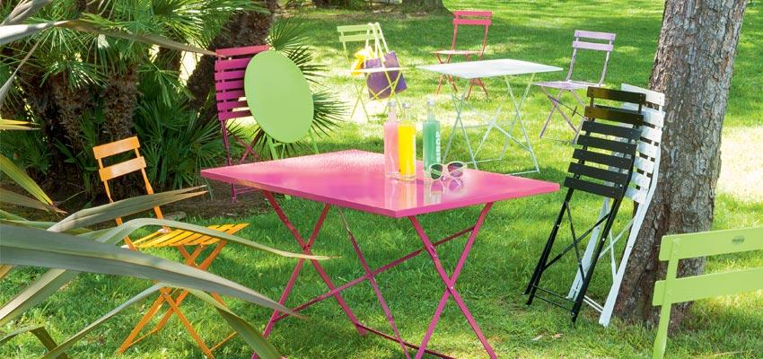 Autour du rose : de la couleur en terrasse et au jardin !