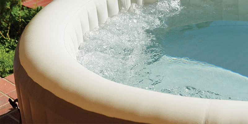 Conseils pour spa gonflable intex blog jardideco officiel for Piscine brome