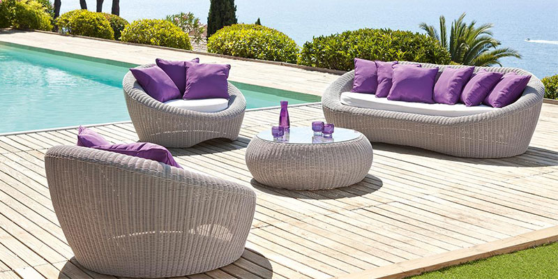 5 points cl s pour am nager et d corer sa terrasse. Black Bedroom Furniture Sets. Home Design Ideas