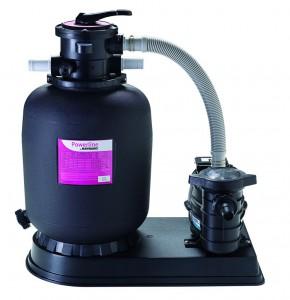 Groupe de filtration : filtre à sable HAYWARD