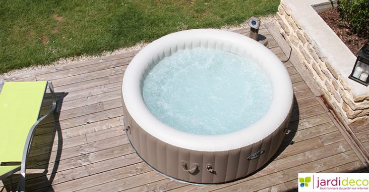 amenagement exterieur spa gonflable jacuzzi gonflable avis jacuzzi spa gonflable jacuzzi spa. Black Bedroom Furniture Sets. Home Design Ideas