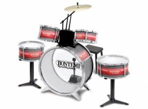 batterie-enfant-rock-drummer-jd4830-bontempi-noël-enfant