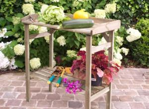 Table de préparation de jardinier - Cadeaux de noël