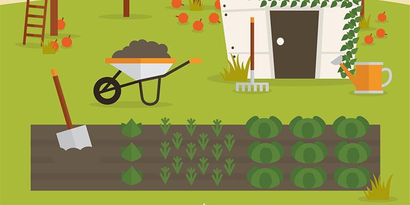 pourquoi utiliser le calendrier lunaire pour jardiner. Black Bedroom Furniture Sets. Home Design Ideas