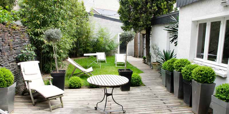 comment am nager son jardin les r gles d 39 or. Black Bedroom Furniture Sets. Home Design Ideas