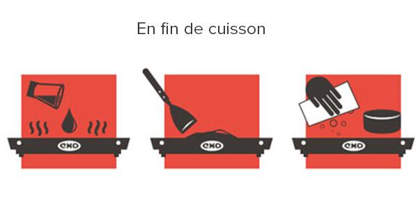 Cuisine appareils plancha nettoyage plus cuisine appareilss - Comment nettoyer sa plancha ...