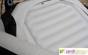 Couverture du spa gonflable