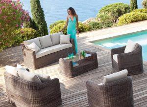 Achat salon de jardin : Hespéride, du mobilier de jardin pas cher