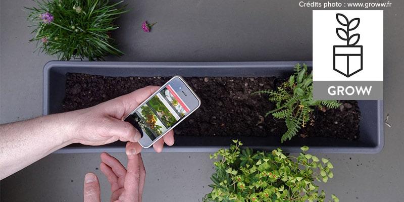 Jardin 2 applis pour conna tre les bonnes pratiques du for Recherche entretien jardin