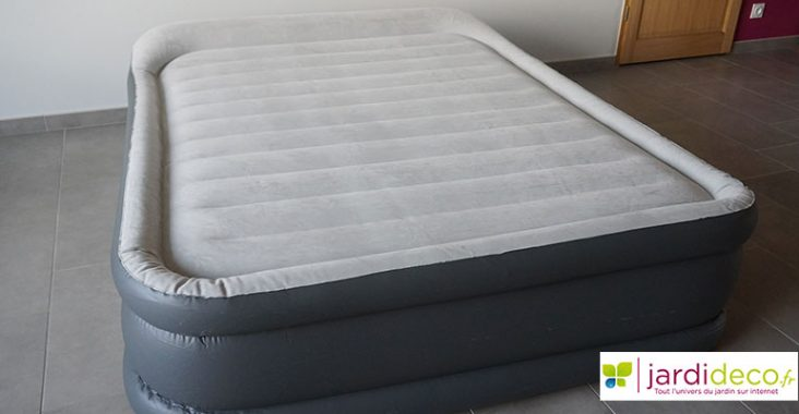 Comment installer son matelas gonflable tuto blog jardideco officiel - Comment installer un spa gonflable ...