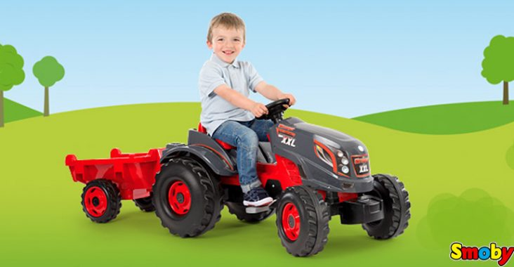 choisir son tracteur enfant