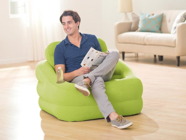fauteuil-gonflable-square-vert
