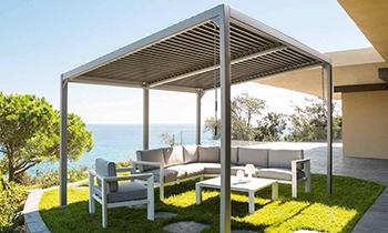 quelles solutions existent pour ombrager ma terrasse. Black Bedroom Furniture Sets. Home Design Ideas