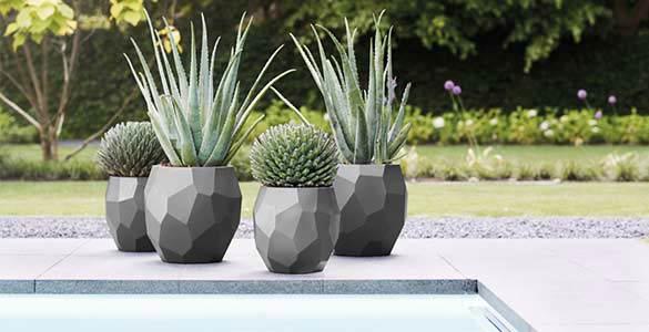 Pots de fleurs Elho