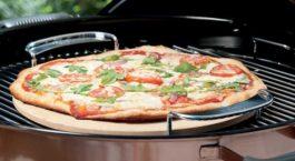 Pierre à pizza Weber pour barbecue