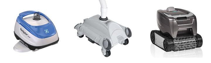 Robots de piscine électrique