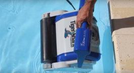 Robot de piscine électrique Tiger Shark