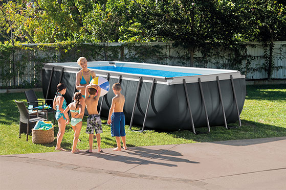 Piscine hors-sol Intex ULTRA XTR