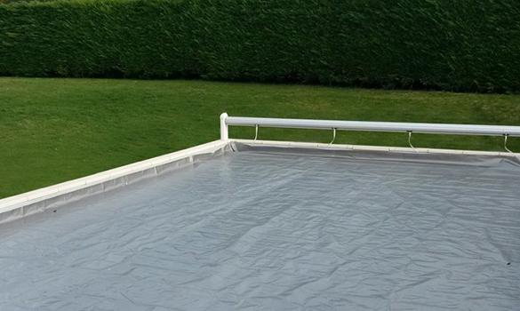 Couverture de protection pour volet de piscine ProCover