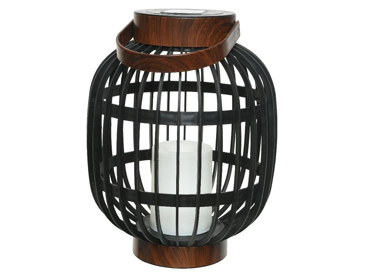 Lanterne d'extérieur led solaire Jardideco