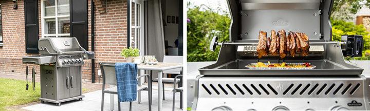 Barbecue Napoléon Rogue SE