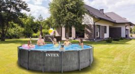 Piscine hors-sol Intex Baltik 26742-2674 4