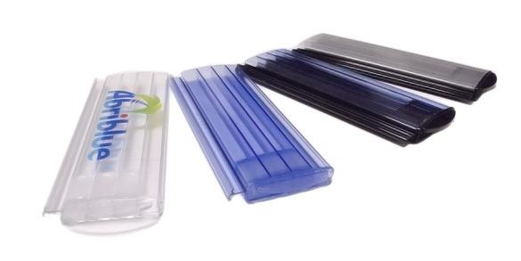 Lames solaires polycarbonates Abriblue