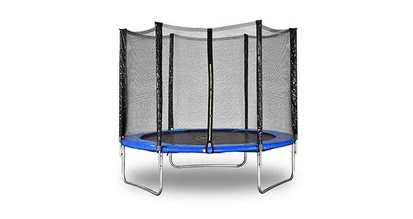 Loisir extérieur : trampoline pour enfants Jardideco