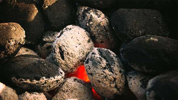 Briquettes pour barbecue