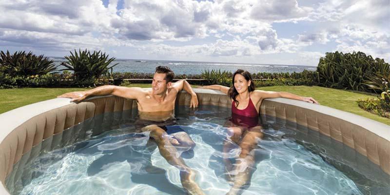 Nouveauté spas et piscines Intex 2021