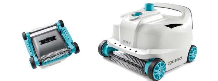 Robot nettoyeru piscine tubulaire référence 28005