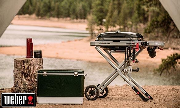 Barbecue Weber Traveler