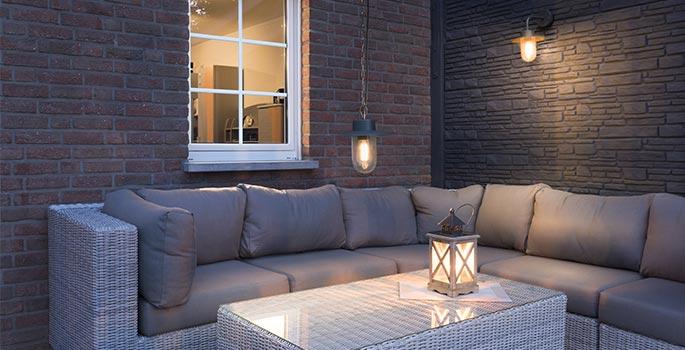 Luminaires extérieurs pour terrasse SLV