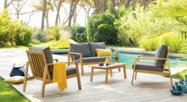 Nettoyer le mobilier de jardin